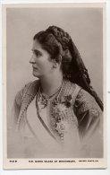 MONTENEGRO Queen Milena - Rotary Photographic Series.  Unused. - Montenegro