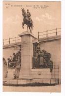 21566 ( 2 Scans ) Oostende - Ostende Leopold II Roi Des Belges - Oostende