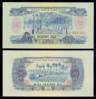 SOUTH VIETNAM DEL SUR 20 XU 1966 (1975) PICK 38 SC UNC - Vietnam