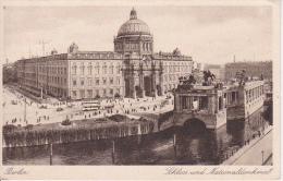 """AK Berlin - Schloss Und Nationaldenkmal - Werbestempel """"Kauft Wohlfahrtsbriefmarken"""" - 1932 (5895) - Mitte"""