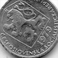 Czechoslovaka Socialist Republic 5 Haleru 1979 - Czechoslovakia