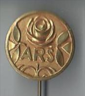 Religieux/ Epinglette de procession/ARS /Avec Rose/Vers 1930            CAN176