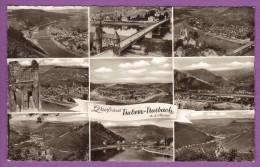 TRABEN TRARBACH - Mehrbild  Grüss ! Echte Fotografie 1959 - Traben-Trarbach