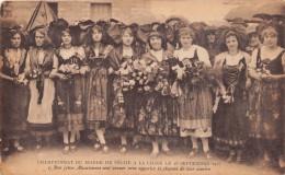 ¤¤  -  Championnat Du Monde De Pêche à La Ligne En Septembre 1919  -  Jolies Alsacienne    -  ¤¤ - Pesca