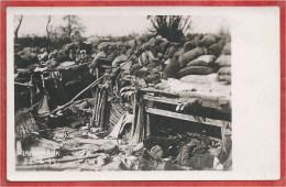LANGENMARK - Fotokaart - Carte Photo - Schützengraben - Tranchée - Guerre 14/18 - Langemark-Poelkapelle