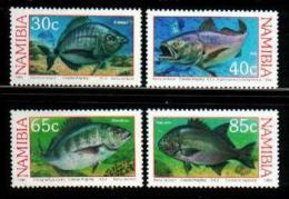NAMIBIA, 1994, Mint Never Hinged Stamps,Coastal Fishing 764-767, #13 200 - Namibia (1990- ...)