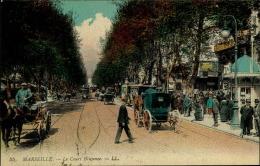 MARSEILLE LE COURS BELZENCE - Canebière, Centro