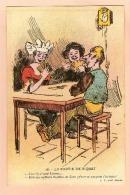 HUMOUR - La Partie De Piquet - Humour