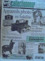 La Vie Du Col N°078 Mars1995 Appareil Photo Bakélite; Hippopotames; Affiche Espagnoles; Russomania; CP 1er Avril - Antichità & Collezioni