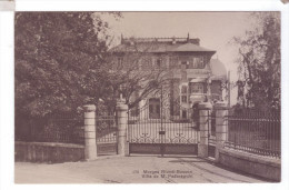 MORGES Riond Bosson Villa De M Paderewski Portail - VD Vaud
