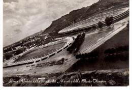 CO215 ROMA -Veduta Dello Stadio Dei Marmi E Dello Stadio Olimpico - Stadi & Strutture Sportive