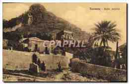 CPA Taormina Badia Vecchia - Italie