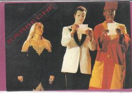 CIRQUE STARLIGHT .- 1992 .- JOCELYNE GASSER  +TREMOLO Et CHICHILI