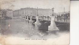 Geneve Pont Du Mont Blanc - GE Genève