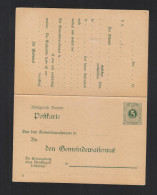Bayern GSK Gemeindewaisenrat Ungebraucht - Bayern (Baviera)