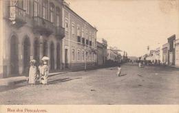 ANGOLA ... RRR! Rua Dos Pescadores, Sumbe, Angola, 1910? - Angola