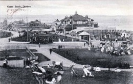 SÜDAFRIKA ... Ocean Beach, Durban, 1916 - Sud Africa