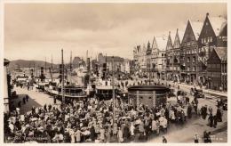 NORWEGEN ... Bergen, Tyskebryggen, Fotokarte 1935? - Norwegen