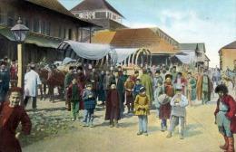 ZENTRAL ASIEN ... Russische Typen, 1920? - Sonstige