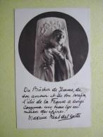 La Place Du Vieux Marché. Le Monument De Jeanne D´Arc. - Rouen