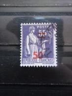 FRANCE Type Paix N°478 Oblitéré - 1932-39 Frieden