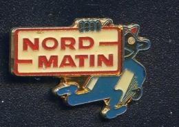 "LE NORD ""  NORD-MATIN ""     Neuf   Ble Pg2 - Steden"