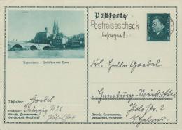 DR Ganzsache Minr.P189/049 Gelaufen - Deutschland