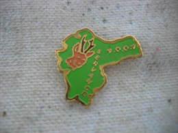 Pin�s de l'ACCA de SERVANCE (D�pt 70)