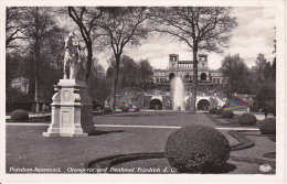 """AK Potsdam - Sanssouci - Orangerie Und Denkmal Friedrich D. Gr.  - Werbestempel """"Wertpakete"""" - 1941 (5940) - Potsdam"""