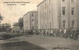 BELGIQUE - ANVERS - BRASSCHAET - BRASSCHAAT-POLYGONE - Vue Générale - L´Appel. - Brasschaat
