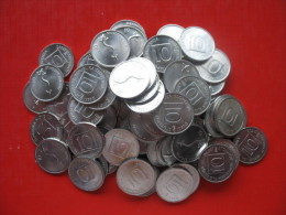 100 Coins 10 Stotinov SLOVENIJA PROTEUS ANGUINUS (CLOVESKA RIBICA) - Munten & Bankbiljetten