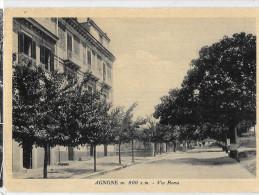 MOLISE-ISERNIA-AGNONE VIA ROMA - Italia