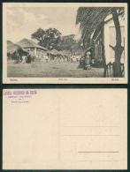 PORTUGAL -  GUINÉ [ 0013 ] - BAFATÁ - UMA RUA - Guinea-Bissau