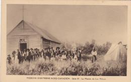 Eskimo Indians , Canada , 1910s : La Mission Du Lac Pelican - Canada
