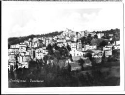 CAMPANIA-AVELLINO - CASTELFRANCI PANORAMA - Italia