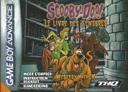 - NOTICE JEU GAME BOY ADVANCE SCOOBY DOO LE LIVRE DES TENEBRES - Nintendo Game Boy