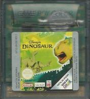 - JEU GAME BOY COLOR DISNEY DINOSAUR (GAME BOY COLOR, GBA) - Nintendo Game Boy