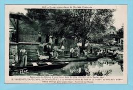 79 LA GARETTE Par SANSAIS - Excursions Dans Le Marais Poitevin Belle Animation - Autres Communes