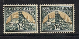 SOUTH AFRICA UNION, 1941, Mint  Hinged Stamp(s), Goldmine Small Loose) Nrs 137-138 #351 - South Africa (...-1961)