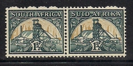 SOUTH AFRICA UNION, 1941, Mint  Never Hinged Stamp(s), 1 1/2d  Goldmine Horizontal Pair Nrs 79-80 #325 - South Africa (...-1961)