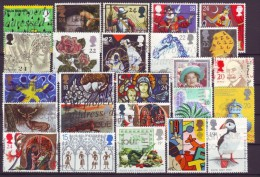GB - GROSSBRITANNIEN - LOT - Gestempelt - Briefmarken