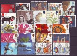 GB - GROSSBRITANNIEN - LOT - Gestempelt - Stamps