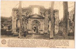 Abbaye De Villes  La Cour D'honneur - Villers-la-Ville
