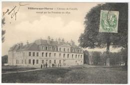 94 - VILLIERS-SUR-MARNE - Château De Coeuilly Occupé Par Les Prussiens En 1870 - Villiers Sur Marne