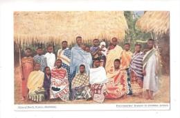 UNIVERSITIES MISSION TO CENTRAL AFRICA ( U. M. C. A. ), CLASS OF BONDE WOMEN, MASALABANI, - Centrafricaine (République)