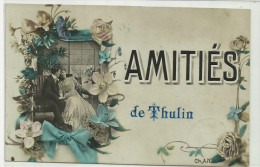 Amitiés De Thulin (Hianin Hensies) 1910 - Hensies