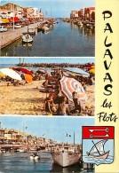 Réf : N-14-288 : Palavas Les Flots - Palavas Les Flots