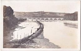 47. Pf. AGEN. Vue De La Garonne. Le Pont-Canal. 4 - Agen