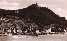 Königswinter Am Rhein Mit Drachenfels - Koenigswinter