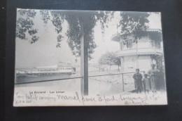 Le Bouveret Lac Leman - VS Wallis